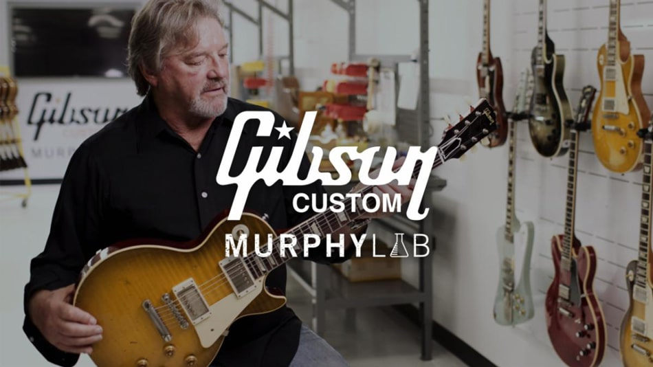 Gibson Custom Shop Murphy Lab