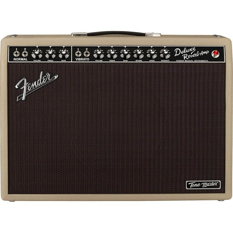 Tone Master Deluxe Reverb [Blonde Edition]_1