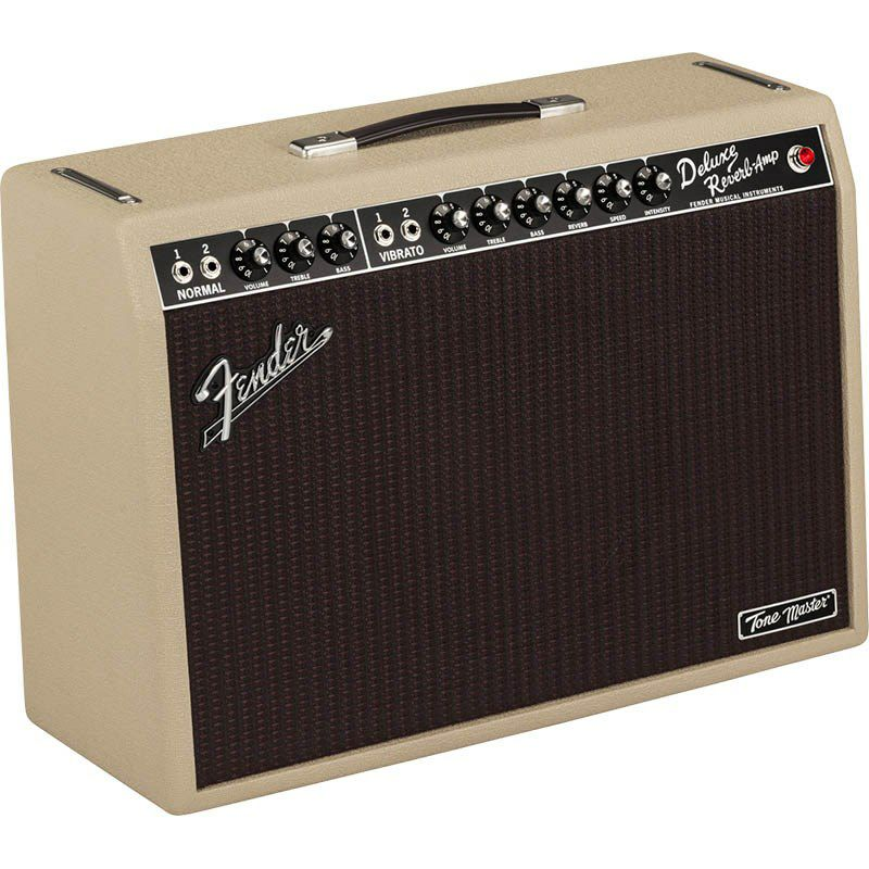 Tone Master Deluxe Reverb [Blonde Edition]_2