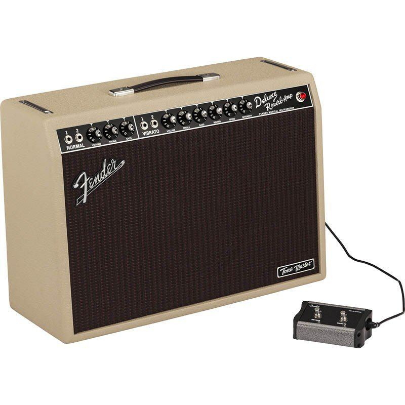 Tone Master Deluxe Reverb [Blonde Edition]_4