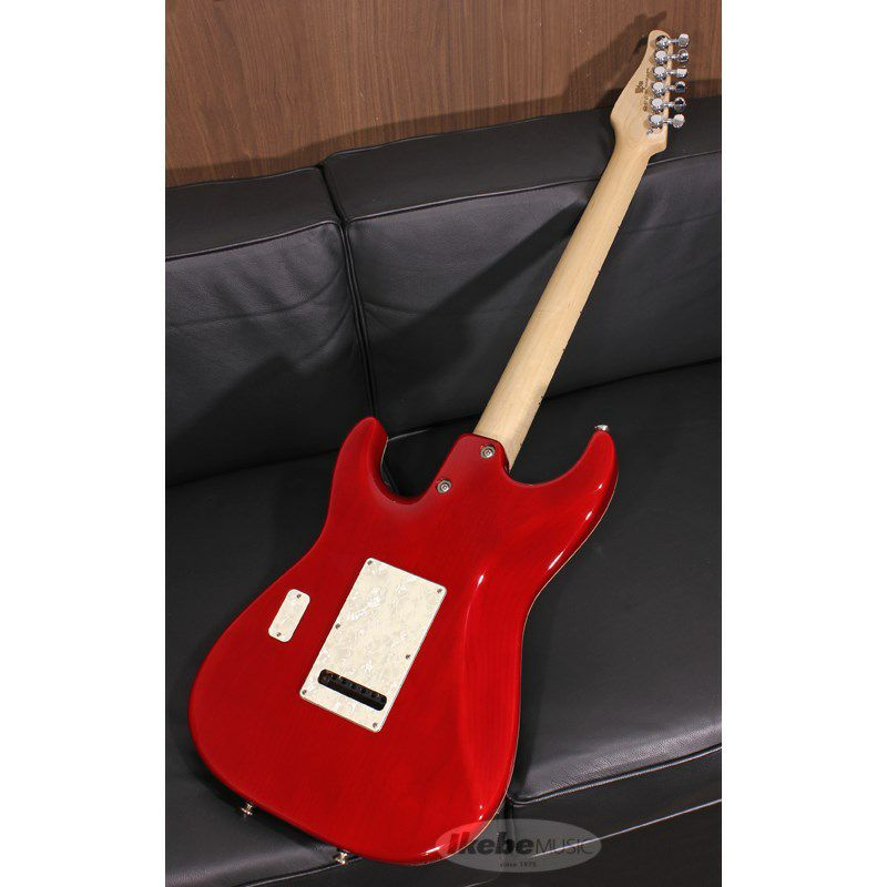 Drop Top Classic Quilt Maple Top on Alder Body Cajun Red with Binding【SN.07-19-20P / Weight≒3.35kg】_2