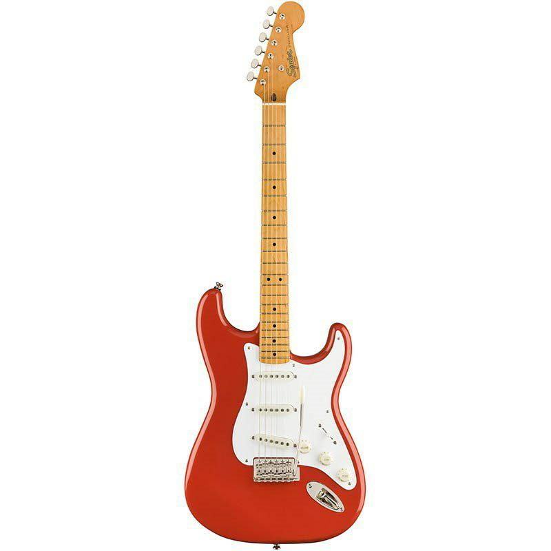 Classic Vibe '50s Stratocaster (Fiesta Red/Maple Fingerboard)_1