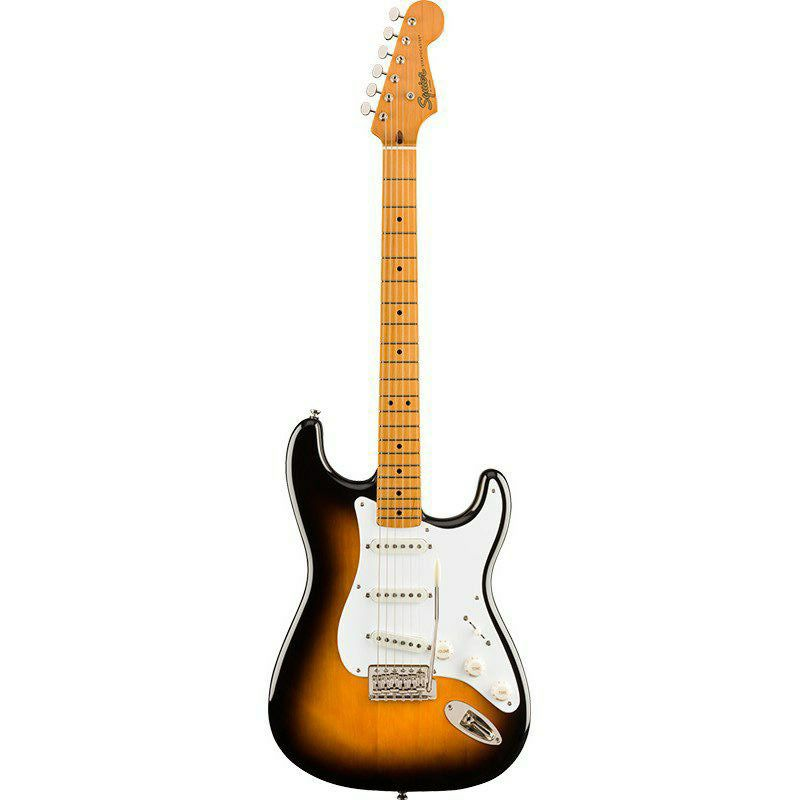 Classic Vibe '50s Stratocaster (2-Color Sunburst/Maple Fingerboard)_1