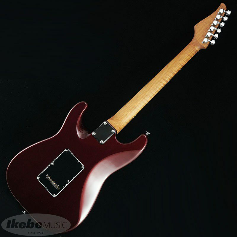2020 JST Limited Classic S Metallic Roasted Flame Maple Neck (Brandywine) 【SN.JS5T7M】  【ポイント20%還元】_3