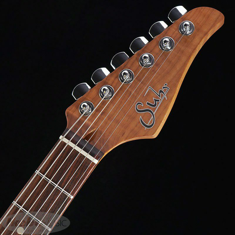 2020 JST Limited Classic S Metallic Roasted Flame Maple Neck (Brandywine) 【SN.JS5T7M】  【ポイント20%還元】_6
