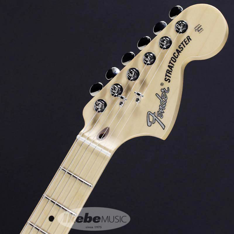 Limited Edition American Performer Sandblasted Stratocaster (Black) [Made In USA]_5