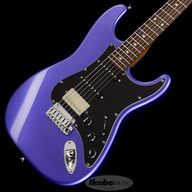 2020 Limited Edition Classic S Metallic Roasted Flame Maple Neck (Indigo) [SN.JS0F5X]  【ポイント20%還元】_1