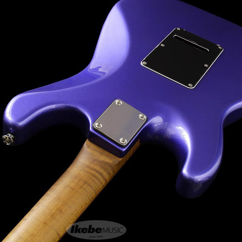 2020 Limited Edition Classic S Metallic Roasted Flame Maple Neck (Indigo) [SN.JS0F5X]  【ポイント20%還元】_7