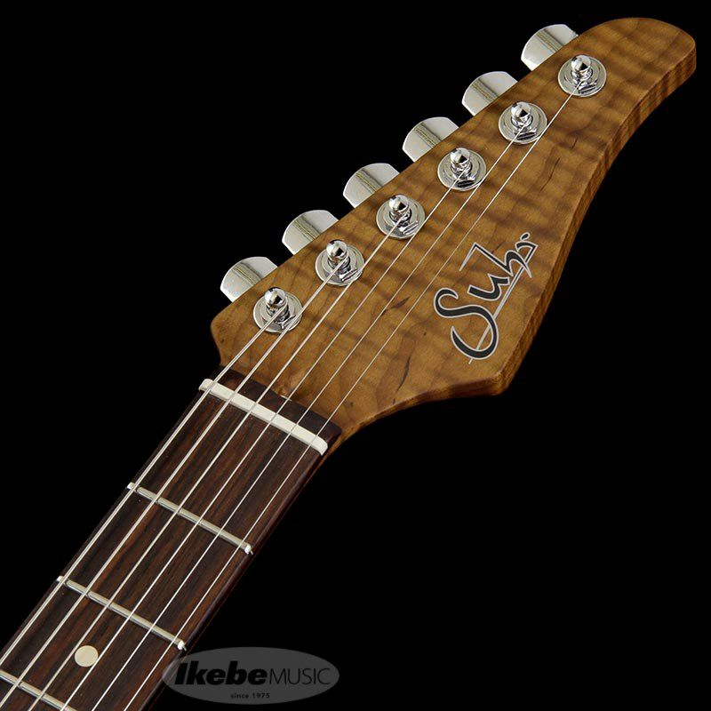 2020 Limited Edition Classic S Metallic Roasted Flame Maple Neck (Champagne) [SN.JS3X7X]  【ポイント20%還元】_9