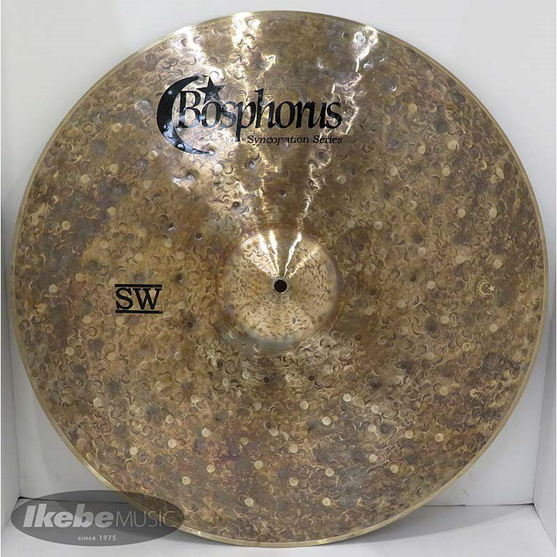 """Syncopation Series Ride 22"""" SW -Sand Wash- [2035g] 【Made in Turkeyシンバルフェア!】_1"""