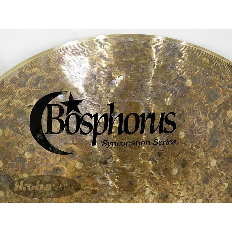"""Syncopation Series Ride 22"""" SW -Sand Wash- [2035g] 【Made in Turkeyシンバルフェア!】_2"""