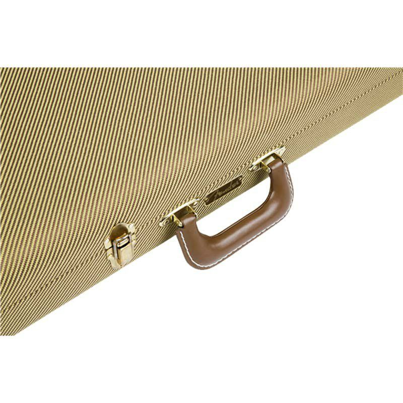 G&G DELUXE STRAT/TELE HARDSHELL CASE (TWEED WITH RED)(#0996103400) 【ポイント18%還元】_4