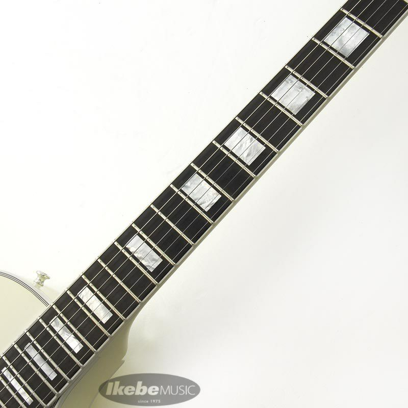 CUSTOM SHOP Les Paul Custom 3PU w/Bigsby Light Aged Classic White 【SN.CS000066】 【ポイント18%還元】_8