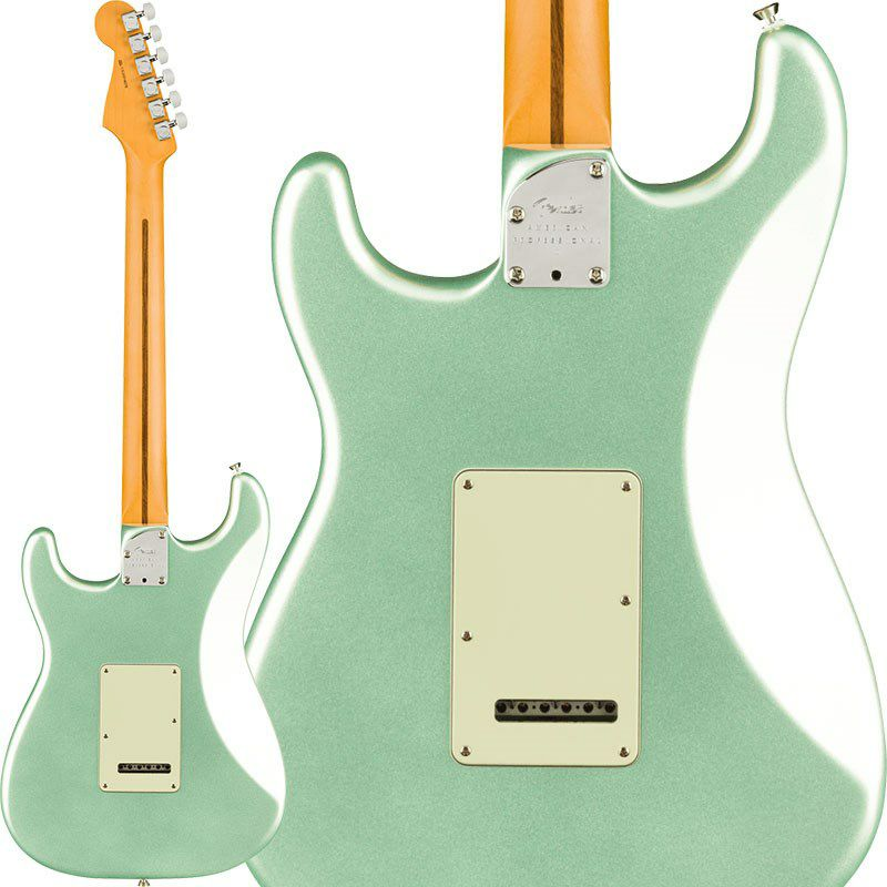 American Professional II Stratocaster (Mystic Surf Green/Rosewood) 【ポイント18%還元】_2