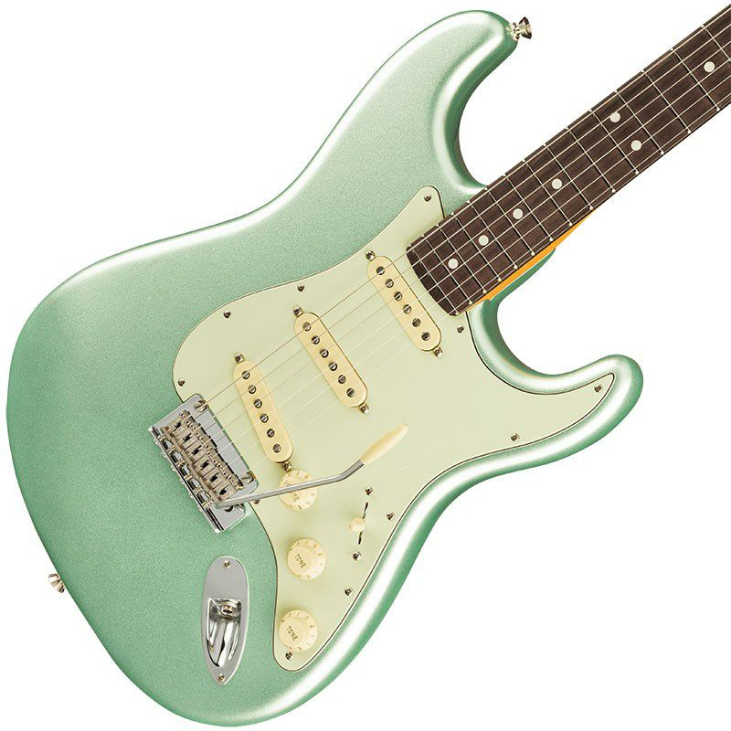 American Professional II Stratocaster (Mystic Surf Green/Rosewood) 【ポイント18%還元】_3