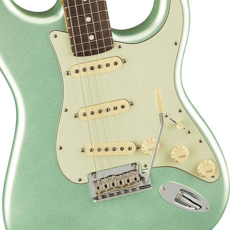 American Professional II Stratocaster (Mystic Surf Green/Rosewood) 【ポイント18%還元】_4