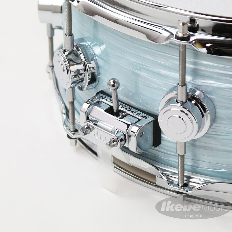"""DW-MJ1455SD/FP-PBOY/C [Jazz Series Maple/Gum 14""""×5.5"""" / Pale Blue Oyster Finish Ply]_4"""