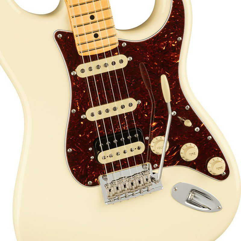 American Professional II Stratocaster HSS (Olympic White/Maple) 【ポイント18%還元】_4