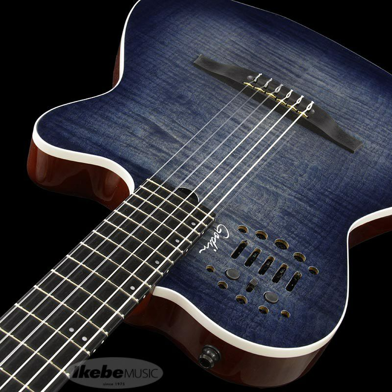 ACS Denim Blue Flame (Synth Acces)FACTORY OUTLET!【SN.20252192】緊急入荷!Godin Winter Campaign 2020-2021開催!_1