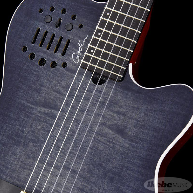 ACS Denim Blue Flame (Synth Acces)FACTORY OUTLET!【SN.20252192】緊急入荷!Godin Winter Campaign 2020-2021開催!_3