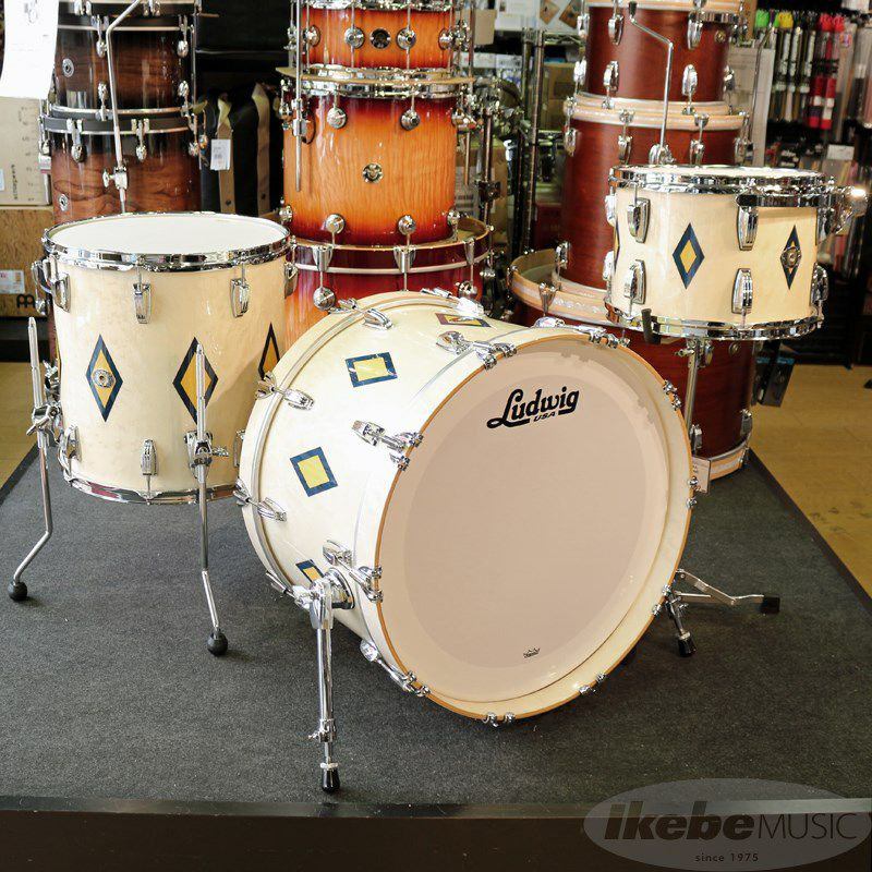LLC54233LXCX [110th Anniversary / Legacy Mahogany with Diamond Flash Inlay / FAB Set]【店頭展示チョイキズ特価品】_1