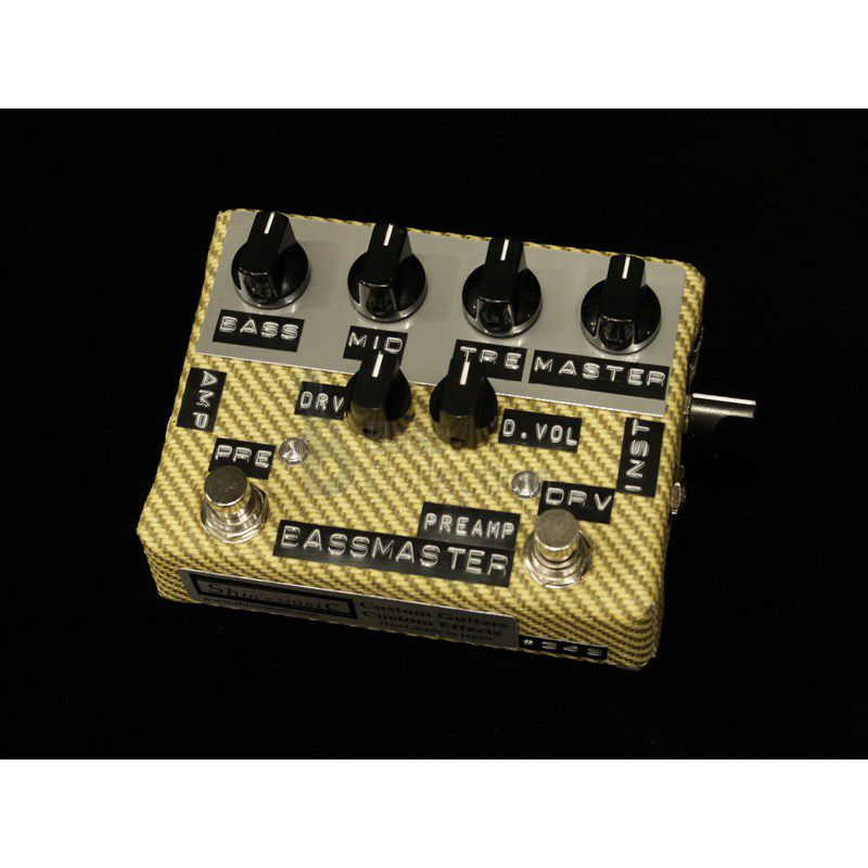 BMP1 [Bass Master Preamp] Tweed_1