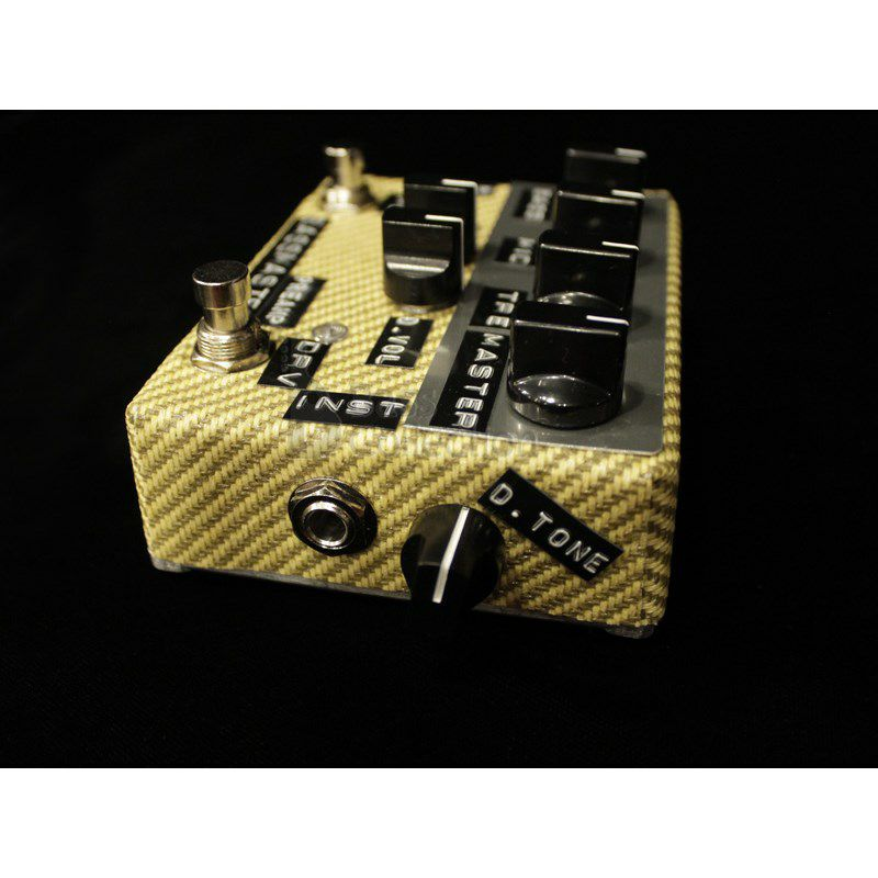 BMP1 [Bass Master Preamp] Tweed_2