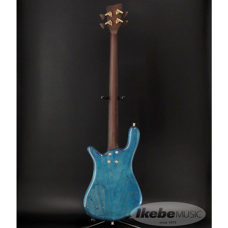 """Custom Shop Streamer LX4 """"Hand-Selected 1"""" Spalted Maple Top"""" (Bleached Ocean Blue Transparent High Polish Finish) [#J163053-18] 【特価】_3"""