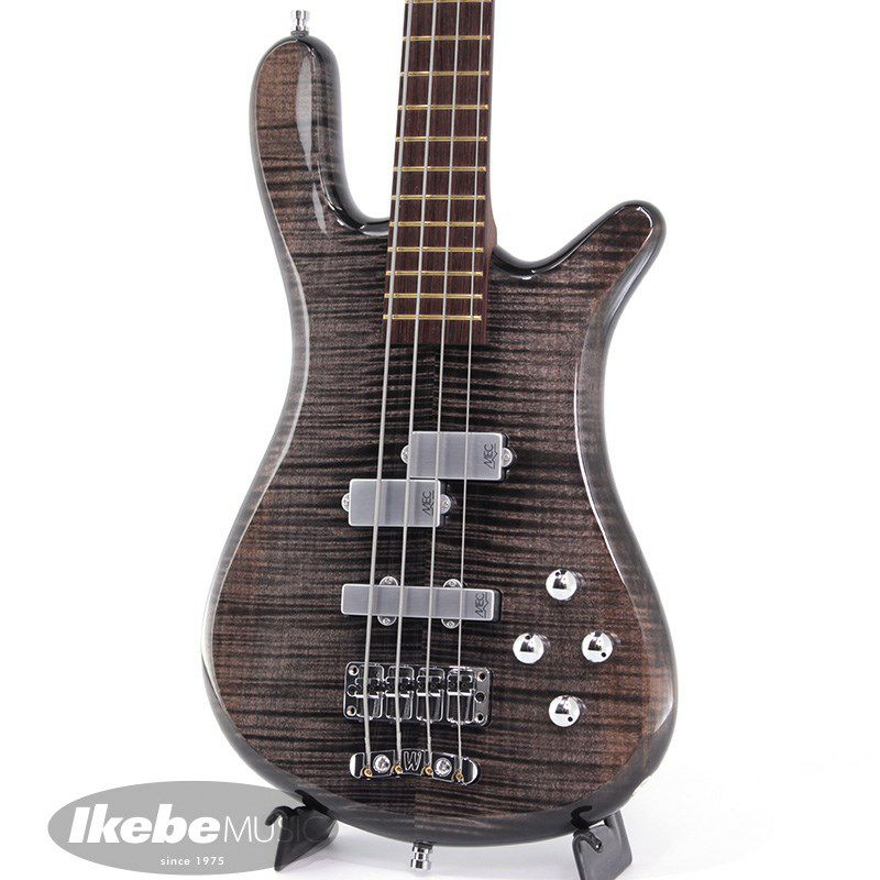 Custom Shop Basic Streamer LX 4st (Nirvana Black Transparent High Polish) 【特価】_1
