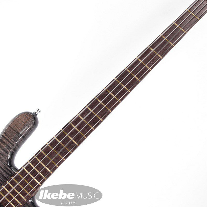 Custom Shop Basic Streamer LX 4st (Nirvana Black Transparent High Polish) 【特価】_5