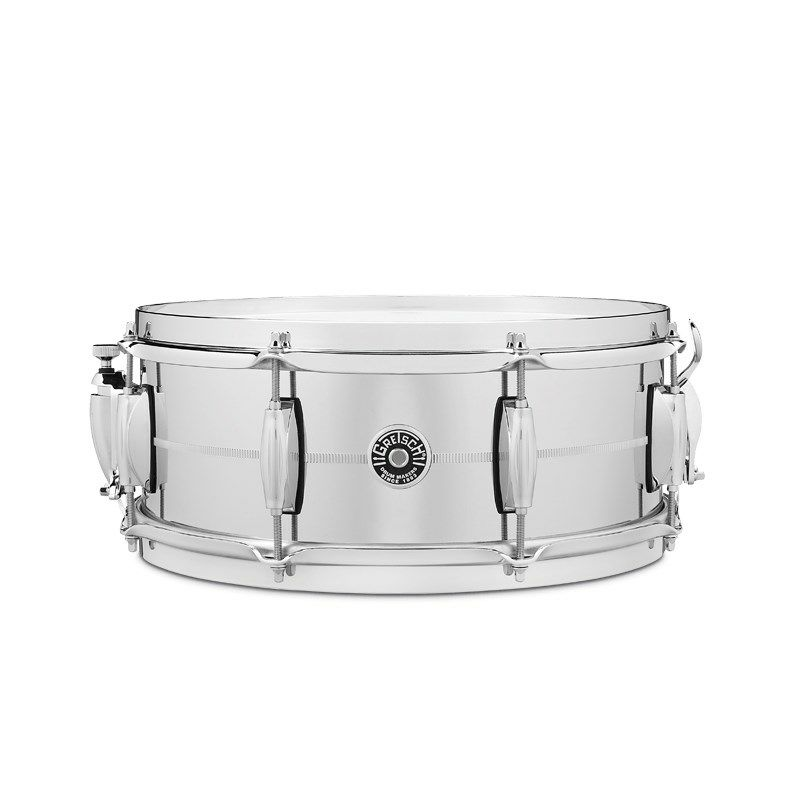 "GB-4165S [Brooklyn Snare Drum Metal Shell / Chrome Over Steel 14""×5.5""]_1"