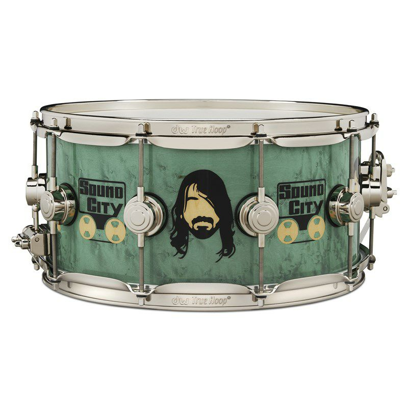 DW-ICON DAVE GROHL [Icon Snare Drums / Dave Grohl Sound City]【入荷しました!】_1