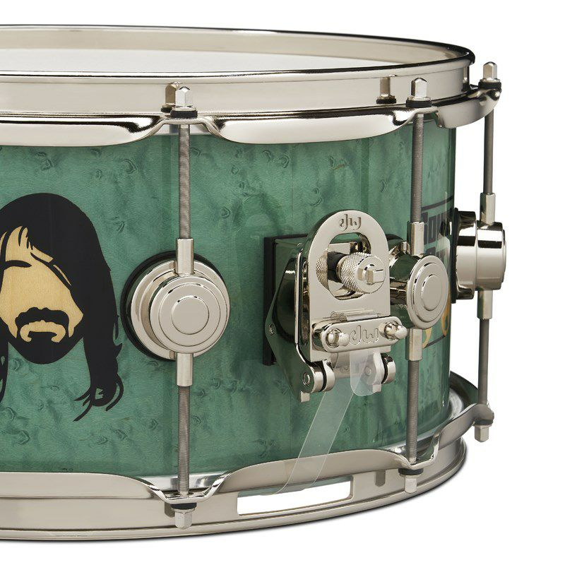 "DW-ICON DAVE GROHL [Icon Snare Drums / Dave Grohl ""Sound City""]【入荷しました!】_2"