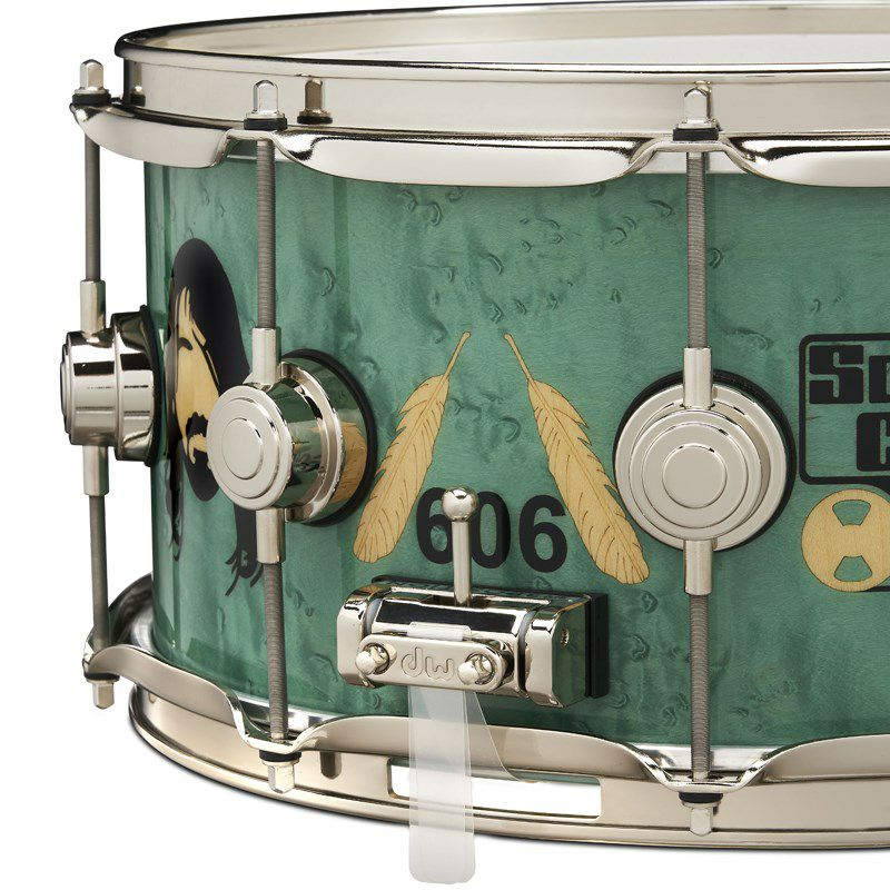 "DW-ICON DAVE GROHL [Icon Snare Drums / Dave Grohl ""Sound City""]【入荷しました!】_3"