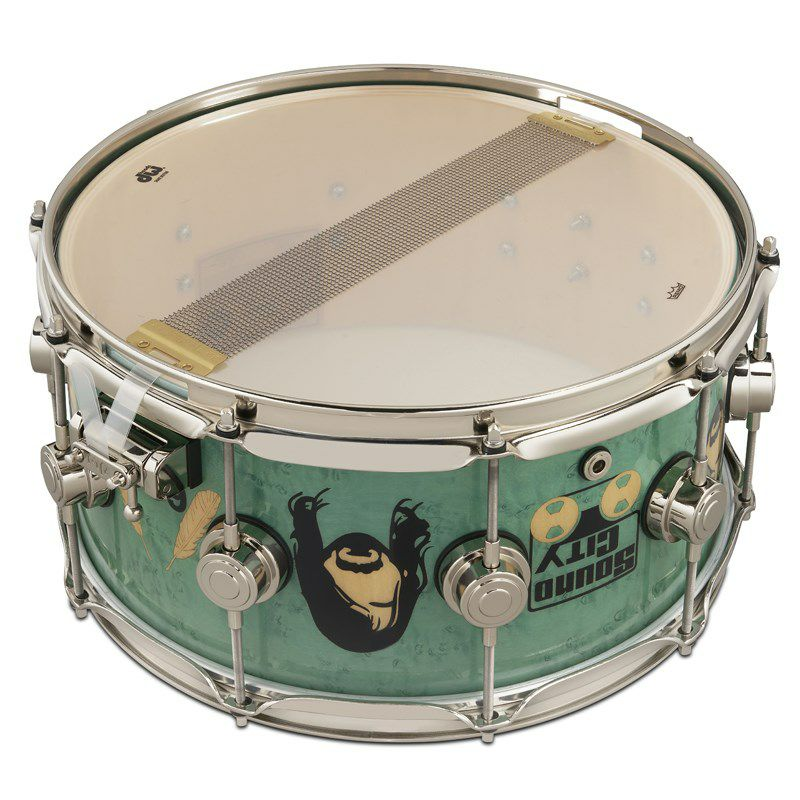 DW-ICON DAVE GROHL [Icon Snare Drums / Dave Grohl Sound City]【入荷しました!】_4
