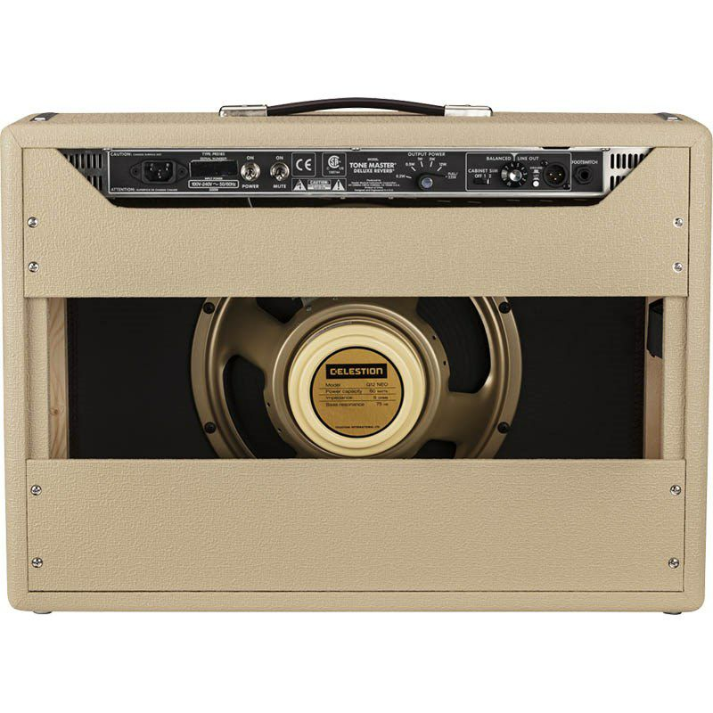Tone Master Deluxe Reverb [Blonde Edition] 【特価品】_3