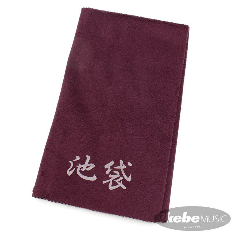 """WIPING CLOTH """"池袋"""" (ワインレッド)_1"""