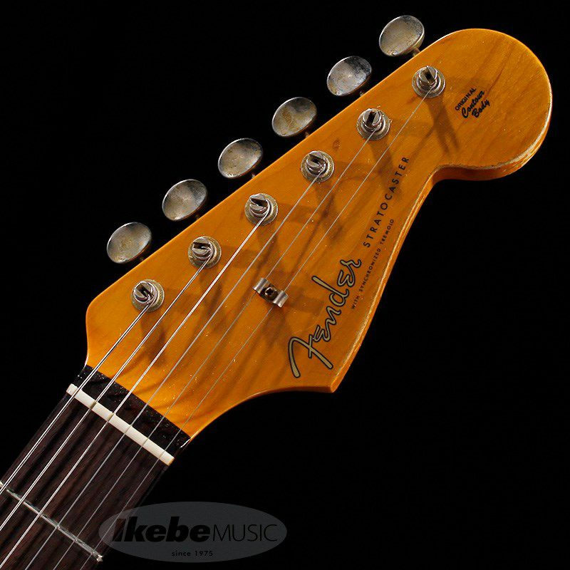 Custom Built 1961 Stratocaster Heavy Relic Aged Sonic Blue【IKEBE Order Model】 【ポイント18%還元】_8