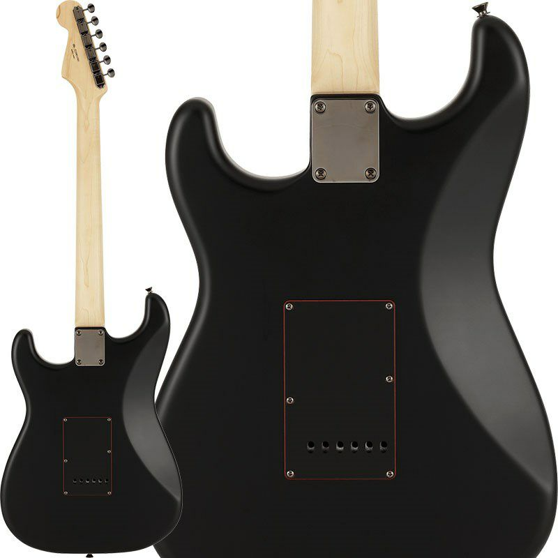 Made in Japan Limited Noir Stratocaster_2