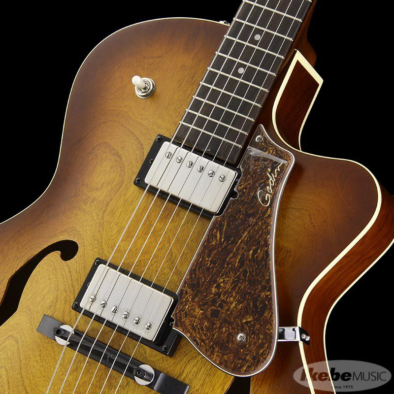 5th Avenue Kingpin CW-2 Cognac Burst HB![SN.039289001184]極上特価品!_4