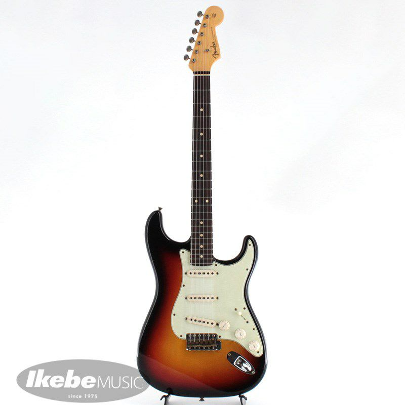 Custom Built 1960 Stratocaster Journeyman Relic 22F 3-Color Sunburst【IKEBE Order Model】【SN.CZ548696】 【ポイント18%還元】_2