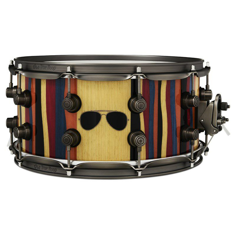 DW-ICON JIM KELTNER [Icon Snare Drums / Jim Keltner]【全世界限定250台 / No.54 or 250】【店頭展示特価品】_1