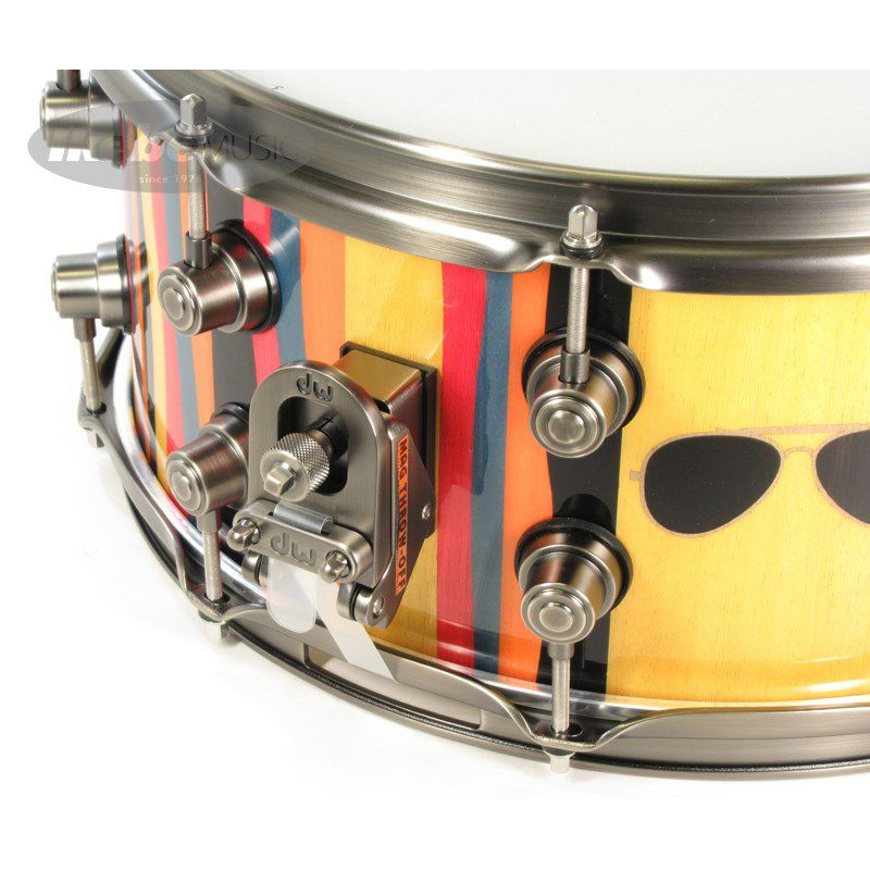 DW-ICON JIM KELTNER [Icon Snare Drums / Jim Keltner]【全世界限定250台 / No.54 or 250】【店頭展示特価品】_2