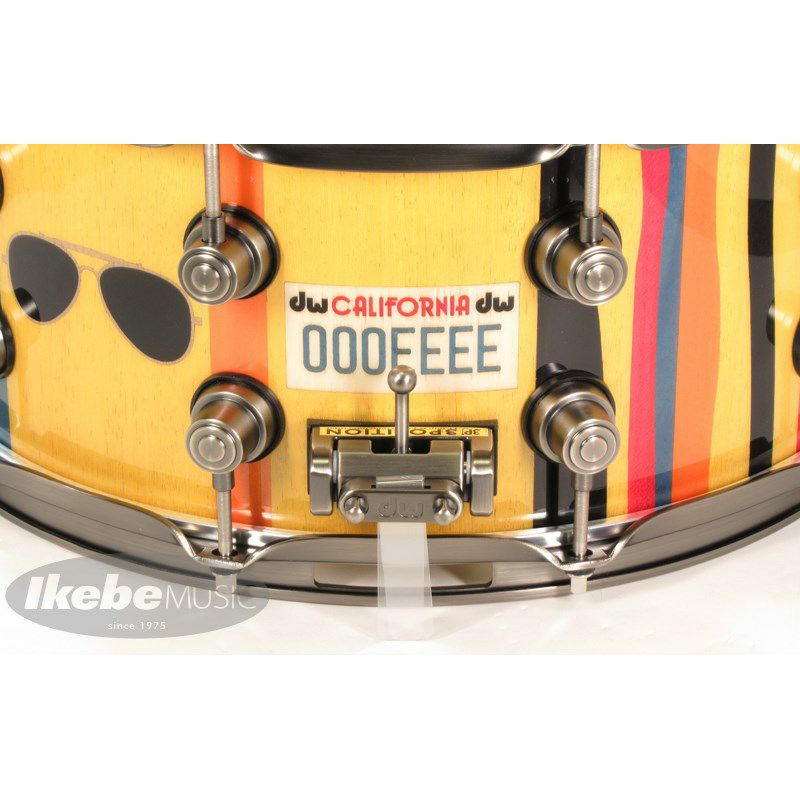 DW-ICON JIM KELTNER [Icon Snare Drums / Jim Keltner]【全世界限定250台 / No.54 or 250】【店頭展示特価品】_3
