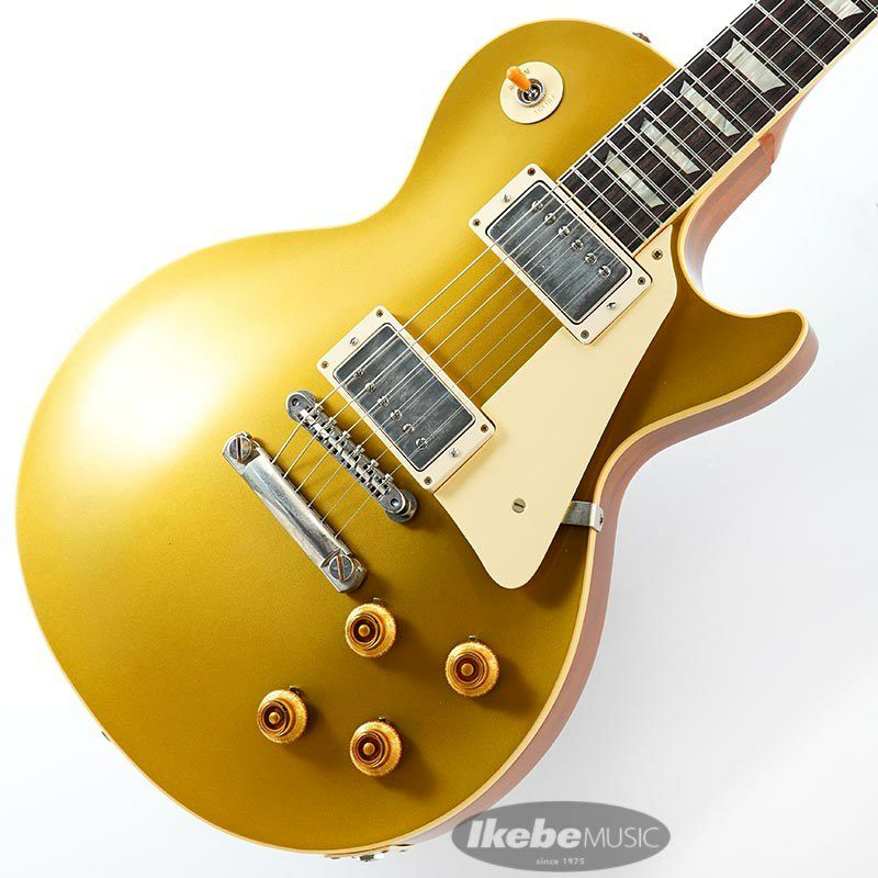 Custom Shop Historic Collection 1957 Les Paul Goldtop Reissue VOS (Double Gold) #7 0688 【ポイント18%還元】_1