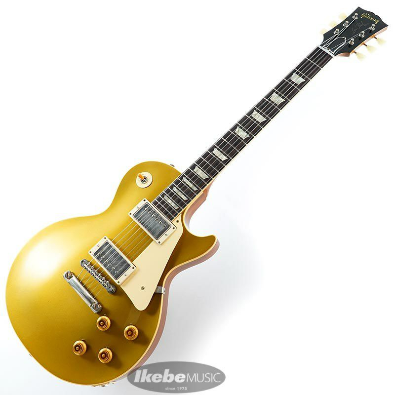 Custom Shop Historic Collection 1957 Les Paul Goldtop Reissue VOS (Double Gold) #7 0688 【ポイント18%還元】_2