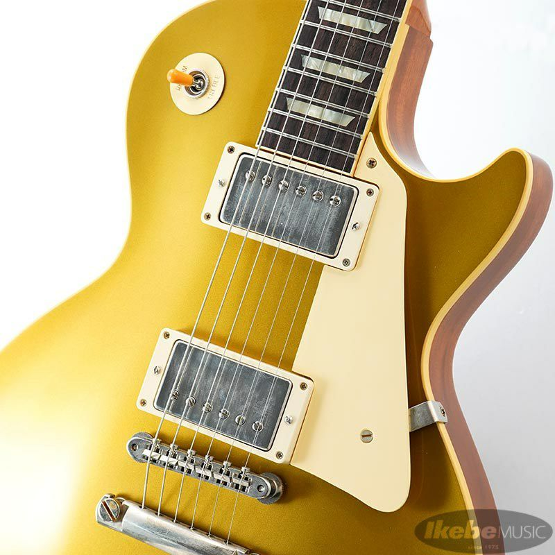 Custom Shop Historic Collection 1957 Les Paul Goldtop Reissue VOS (Double Gold) #7 0688 【ポイント18%還元】_4