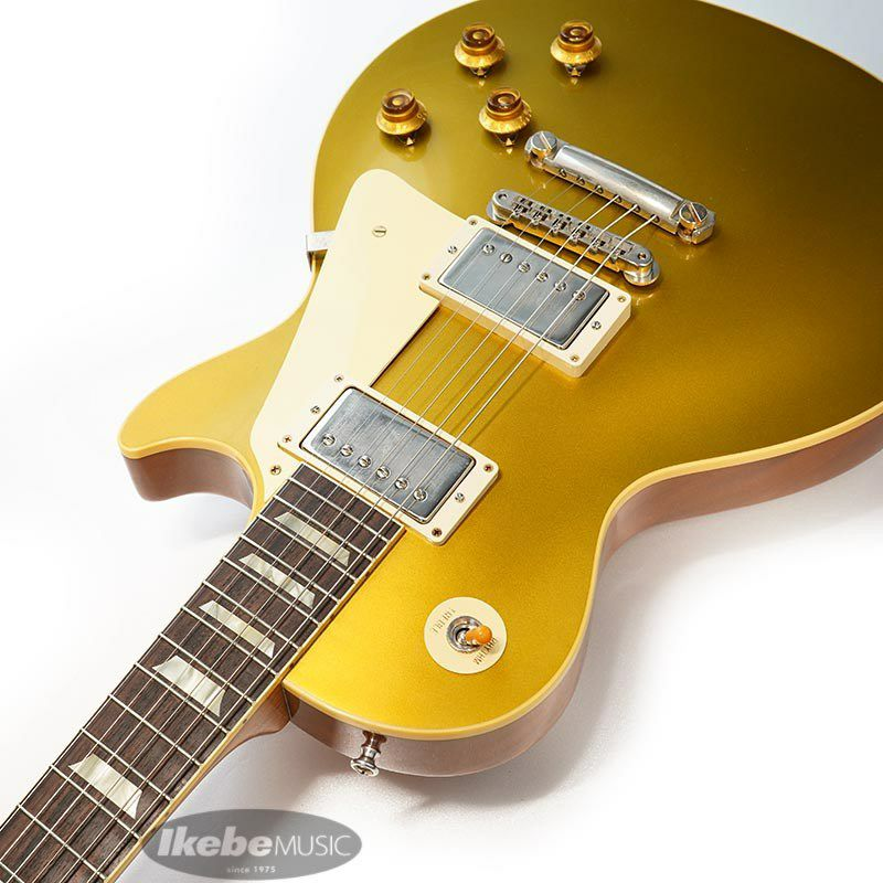 Custom Shop Historic Collection 1957 Les Paul Goldtop Reissue VOS (Double Gold) #7 0688 【ポイント18%還元】_6