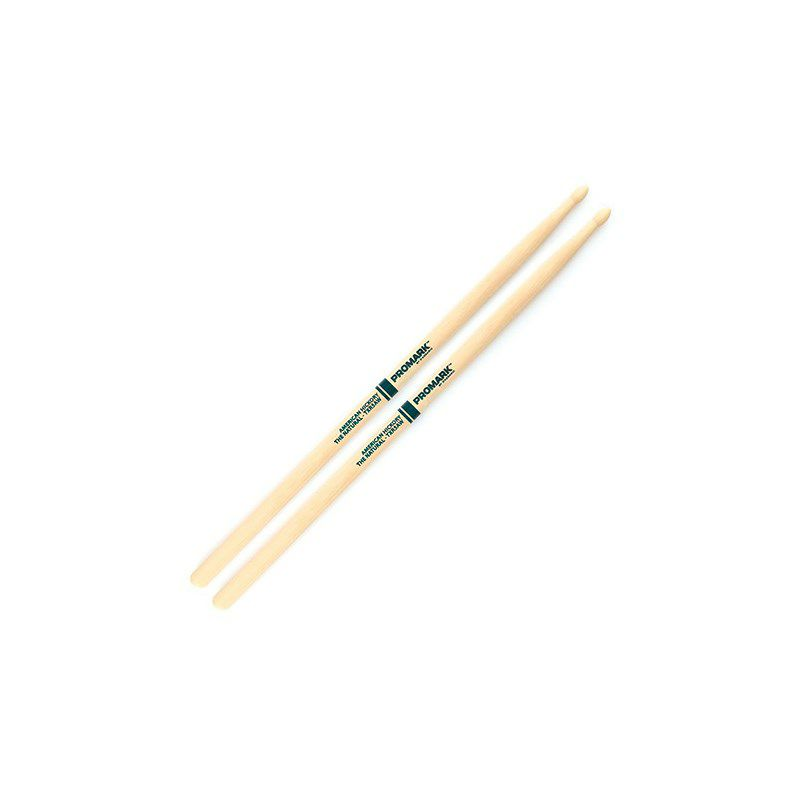 """TXR5AW [Hickory 5A """"The Natural"""" / Oval Wood Tip]【径: 14mm / 全長: 406mm】【数量限定特価!】_1"""
