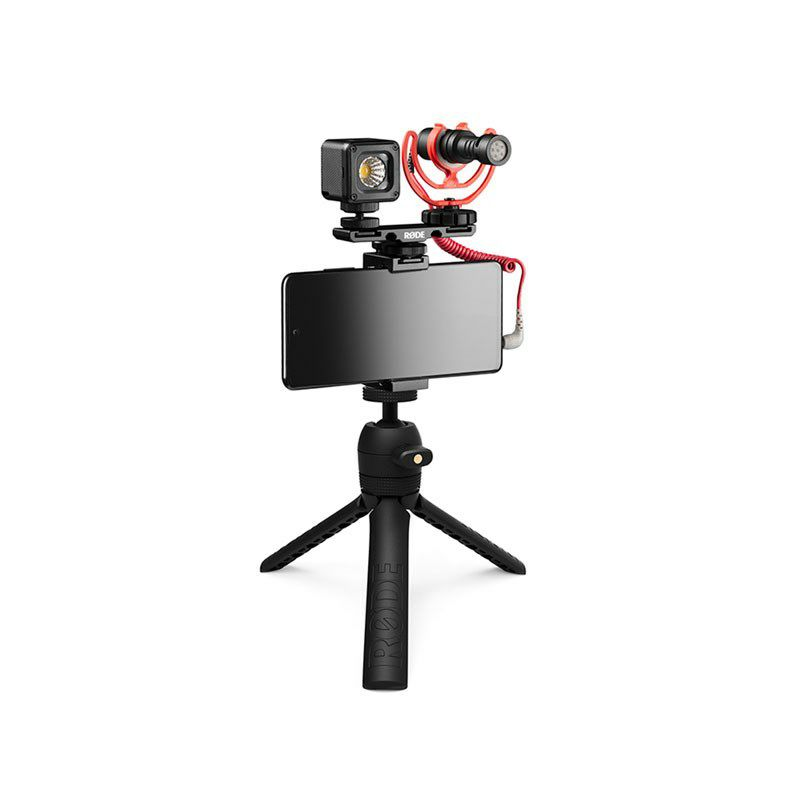 VLOGVMICRO (Vlogger Kit Universal)(3.5mm TRRS端子対応)(配信おすすめ)_1